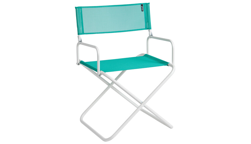 Lafuma Mobilier FGX XL - Siège camping - Sun Glam Batyline turquoise
